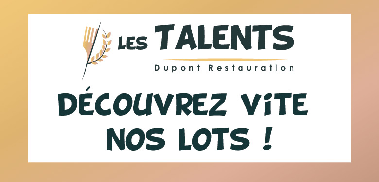 gains talents Dupont